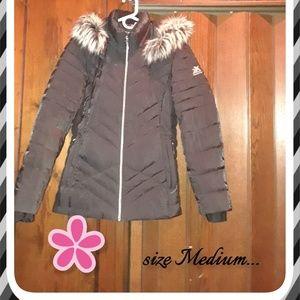 Winter Coat, worn 1/2 season very stylish & toasty